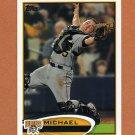 2012 Topps Baseball #099 Michael McKenry - Pittsburgh Pirates