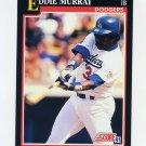 1991 Score Baseball #310 Eddie Murray - Los Angeles Dodgers NM-M
