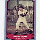 1989 Pacific Legends II Baseball #154 Ted Williams - Boston Red Sox