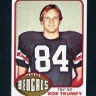 1976 Topps Football #215 Bob Trumpy - Cincinnati Bengals