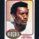 1976 Topps Football #135 Lemar Parrish - Cincinnati Bengals