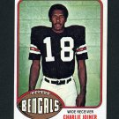 1976 Topps Football #089 Charlie Joiner - Cincinnati Bengals