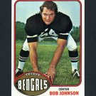 1976 Topps Football #028 Bob Johnson - Cincinnati Bengals