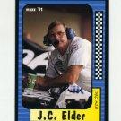1991 Maxx Racing #236 Jake Elder