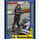 1991 Maxx Racing #205 Kirk Shelmerdine