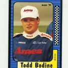 1991 Maxx Racing #203 Todd Bodine RC