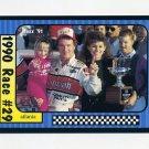 1991 Maxx Racing #199 Morgan Shepherd YR
