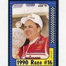 1991 Maxx Racing #186 Geoff Bodine YR