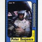 1991 Maxx Racing #166 Peter Sospenzo RC