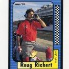 1991 Maxx Racing #165 Doug Richert