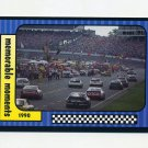 1991 Maxx Racing #163 Charlotte Speedway MM