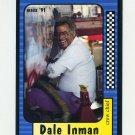 1991 Maxx Racing #162 Dale Inman