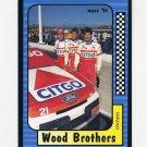 1991 Maxx Racing #159 Glen Wood / Eddie Wood / Len Wood