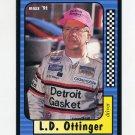 1991 Maxx Racing #157 L.D. Ottinger