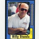 1991 Maxx Racing #155 Bill Stavola