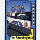 1991 Maxx Racing #137 The Racestoppers