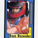 1991 Maxx Racing #133 Dave Rezendes RC