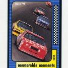 1991 Maxx Racing #127 Michael Waltrip / Derrike Cope