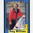 1991 Maxx Racing #115 Doug Williams