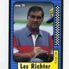 1991 Maxx Racing #102 Les Richter