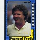 1991 Maxx Racing #095 Raymond Beadle