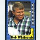 1991 Maxx Racing #093 Bob Whitcomb