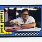 1991 Maxx Racing #088 Leonard Wood