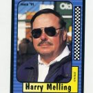 1991 Maxx Racing #062 Harry Melling
