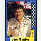1991 Maxx Racing #031 Jim Sauter