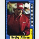 1991 Maxx Racing #027 Bobby Allison