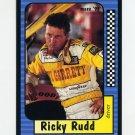 1991 Maxx Racing #005 Ricky Rudd