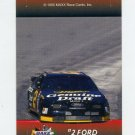 1995 Maxx Racing Stand Ups #5 Rusty Wallace's Car