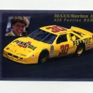 1995 Maxx Racing #247 Michael Waltrip's Car