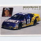 1995 Maxx Racing #224 Brett Bodine's Car