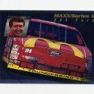 1995 Maxx Racing #222 Bill Elliott's Car