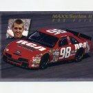 1995 Maxx Racing #189 Jeremy Mayfield's Car