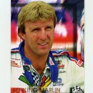 1994 Press Pass Racing #016 Sterling Marlin