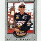 1996 Pinnacle Pole Position Racing #65 Rusty Wallace