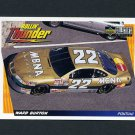 1998 Collector's Choice Racing #058 Ward Burton's Car