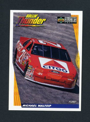 1998 Collector's Choice Racing #057 Michael Waltrip's Car