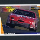 1998 Collector's Choice Racing #044 Hut Stricklin's Car