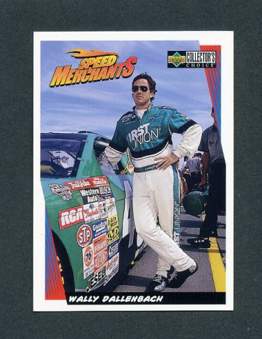 1998 Collector's Choice Racing #015 Wally Dallenbach