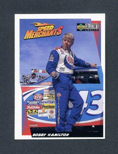 1998 Collector's Choice Racing #014 Bobby Hamilton