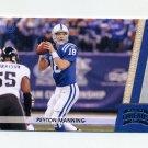 2011 Panini Threads Football #066 Peyton Manning - Indianapolis Colts