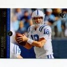 2008 SP Authentic Football #028 Peyton Manning - Indianapolis Colts