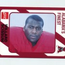1989 Alabama Coke 580 Football #571 Willard Scissum - Alabama Crimson Tide