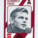 1989 Alabama Coke 580 Football #564 Al Sabo - Alabama Crimson Tide