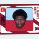 1989 Alabama Coke 580 Football #547 George Pugh - Alabama Crimson Tide