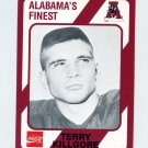 1989 Alabama Coke 580 Football #502 Terry Killgore - Alabama Crimson Tide