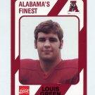 1989 Alabama Coke 580 Football #475 Louis Green - Alabama Crimson Tide